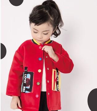土巴兔品牌童装2017秋冬装上新 未来大明星就是他和她