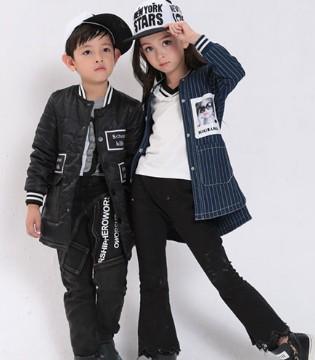 小猪芭那品牌童装推新 酷炫的2017秋冬新品隆重上市啦