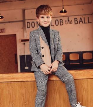 童年要有样 BANANAKIDS秋装上新 属于萌娃的穿搭style