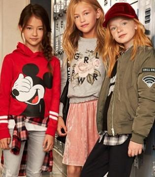 和瑞典时装零售巨头H&M一起迎接开学季 校园装束少不了