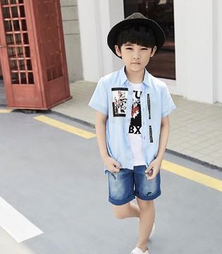 我的童年 我的Style就由贝布熊品牌童装为我作主