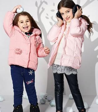 辛芭狗品牌童装既舒适温暖又时尚个性的2017秋冬新品上市