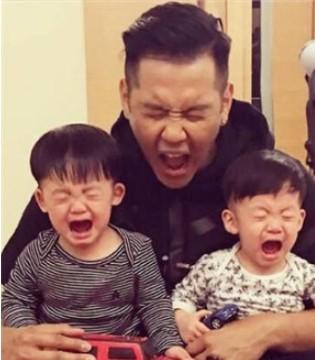 陈建州说儿子要穷养 在家对儿子教育很严格