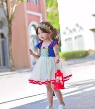 很简单就可以成为迪士尼公主的方法都在这儿啦