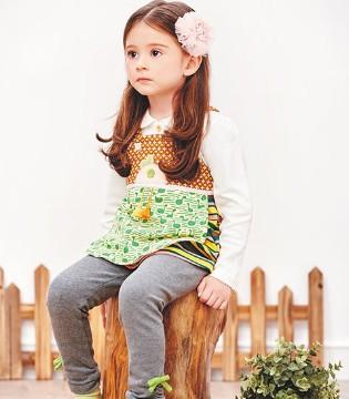 当秋风渐起 就穿上舒适亲肤的SAMBEDE三木比迪品牌童装