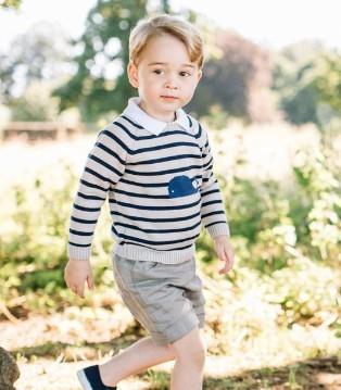 小王子和星二代们的穿衣之道 赶紧学起来