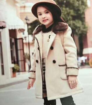 索黛纳折扣童装品牌2017秋冬新品 女童的时尚新衣到了