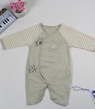 亲肤舒适的安满儿品牌婴幼儿童装深得妈咪们的喜爱