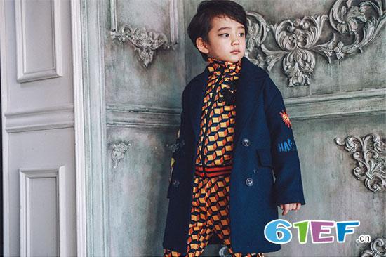 安娜&爱登品牌童装2017秋季新品上市 优质童年全靠它