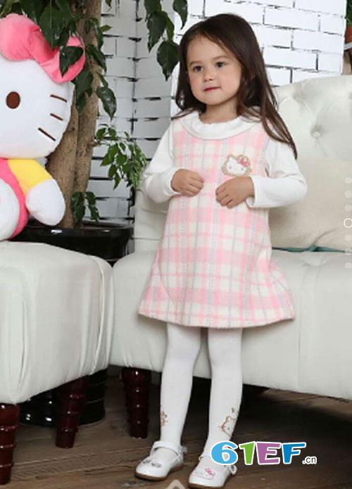 采童庄品牌2017秋冬女童新装奇幻森林系列隆重上市