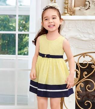 卡莎梦露品牌童装让你爱的她更加优雅 更加出色