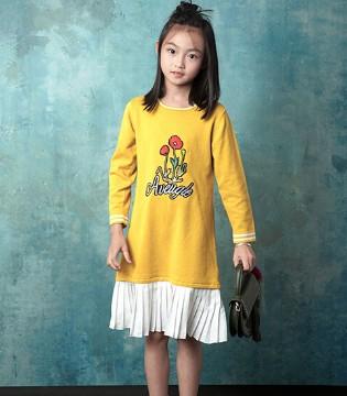 CreeKree品牌童装2017秋冬新品让她每一天都这么出色