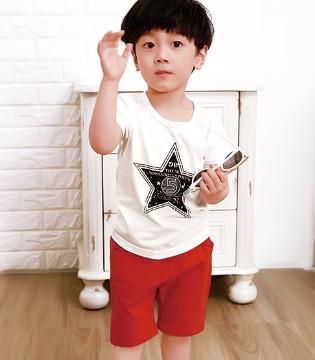 穿上了零零柒童品时尚童装的他 可阳光可帅气可撩人