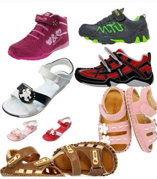 宝妈必看 给孩子选鞋需要避开六大误区
