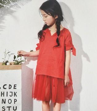 angelababy素颜再美也比不过穿上了青稚品牌童装的她