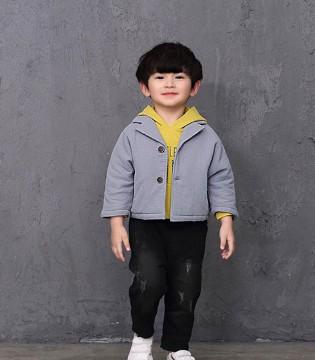 穿上了诺麦然品牌童装2017秋冬新品究竟是什么体验