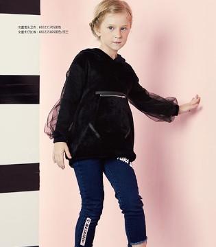 春风十里不如穿上了YukiSo品牌童装2017秋季新品的你