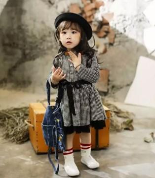 HIHUG秋装上市 宝贝们的开学衣服准备起来