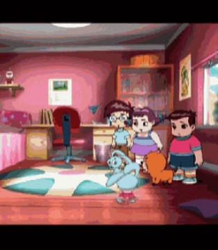 中南卡通原创动画片《天眼神兔》登陆宁夏少儿频道
