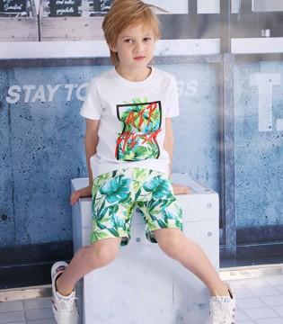 时尚潮童最爱的小积木品牌童装让小男孩都爱不释手