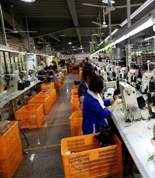 2017年中国纺织行业现状分析 出口额逐渐回暖