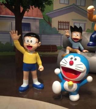 《哆啦A梦》台词反日大陆网民纷纷点赞