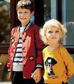 杰米熊童装秋季新品上市 满足你对秋日的无限遐想