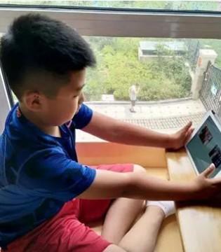 每天20分钟在线听英语 零基础孩子1年后能与外国人轻松对话