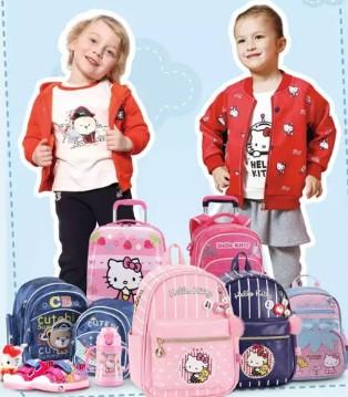 """开学啦 采童庄即将做""""买开学新衣 书包送文具""""的活动"""