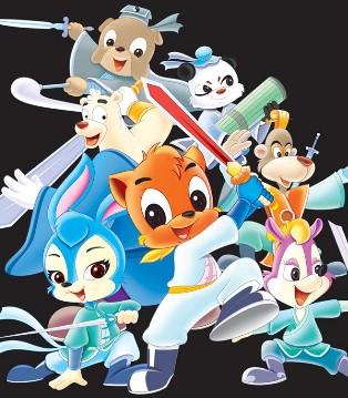 盘点《虹猫蓝兔七侠外传》5大看点 是传承也是创新