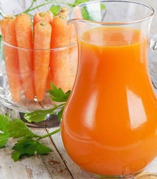 爱力乳品 胡萝卜是婴儿不可缺少的营养源