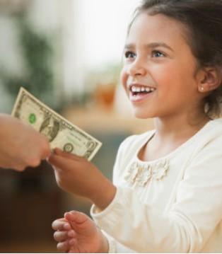 给孩子零花钱学问多 如何指导孩子使用零花钱