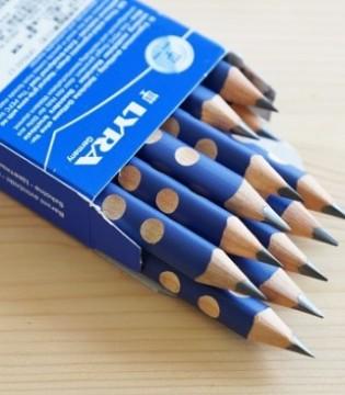 """网红铅笔用""""无铅毒""""做噱头 一只卖到22元"""
