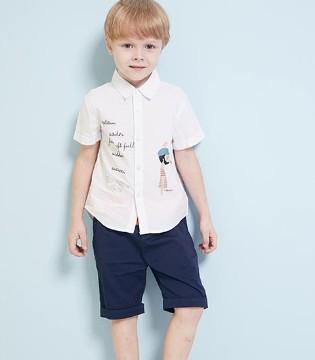 WISEMI威斯米品牌童装让孩子天天保持好心情