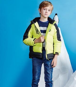 你要的SOUHAIT水孩儿童装品牌2017秋冬新装已经送到