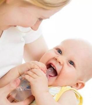 面对宝宝厌奶 聪明妈妈都该看看这几招