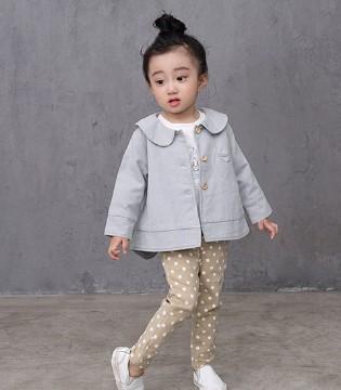 处暑已过 需为孩子准备好诺麦然品牌童装2017秋冬新装