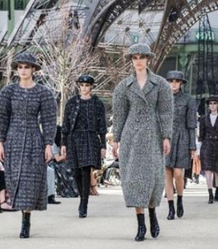 法国奢侈品牌Chanel递交2016年财报 净利润大跌35%