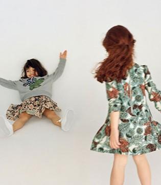 英国奢侈品牌Burberry最新童装2017秋季系列上市