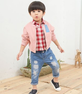若家有一宝 那么就要大宝小宝品牌童装2017秋季新品