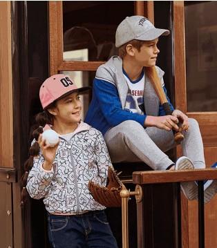 特步儿童为您精心准备返校必备衣品 让宝贝爱上开学