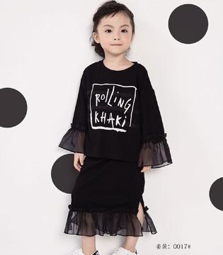土巴兔品牌童装2017秋冬新品上市 时尚色彩的完美搭配