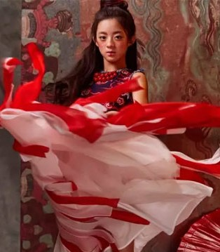 久久童装《国际时装周东方时尚之旅》第二场海选即将开始