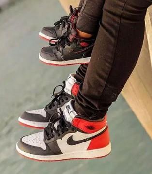 "ROOKIE品牌 Air Jordan 1 Flyknit""Banned""预约开启"