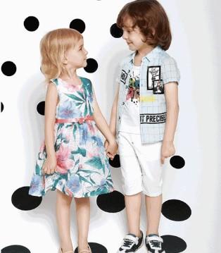 又是一年开学季 请穿上塔哒儿品牌童装的流年换华衣