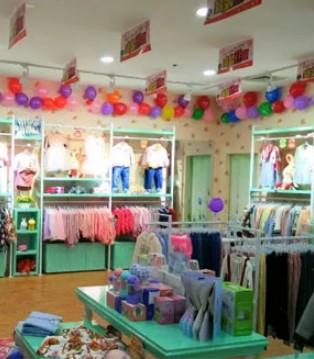 新店开业 一大波芭乐兔童装专卖店向你袭来