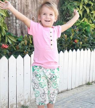 勿忘初衷 芭乐兔品牌童装希望孩子快乐健康的成长