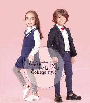 开学季 杰米兰帝品牌童装让孩子们自信满满