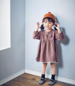 恋衣臣品牌童装 2017秋季新品上新第二弹