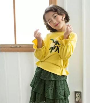 金果果品牌童装 返校穿什么耍酷还是卖萌